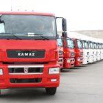 КАМАЗ собрал первые грузовики серии NEO