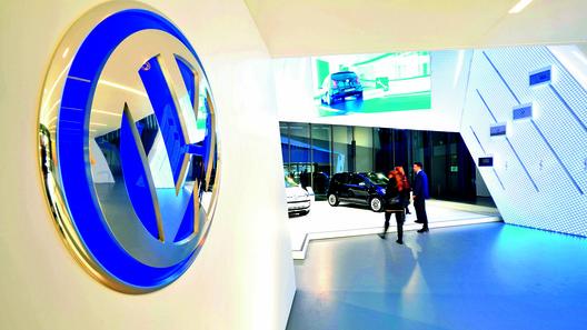 Volkswagen и «Газпром» будут продвигать автомобили на газу