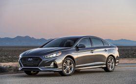 Hyundai раскрыл дату начала российских продаж «Сонаты»