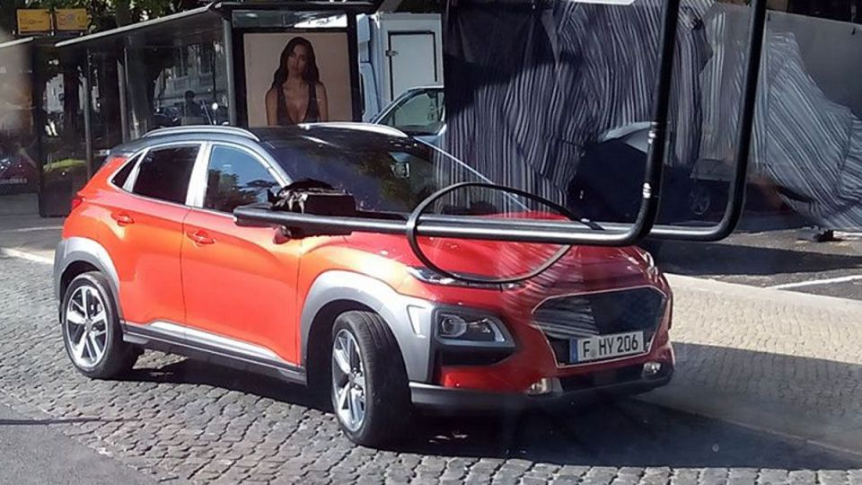 В Сети раскрыли новый кроссовер Hyundai