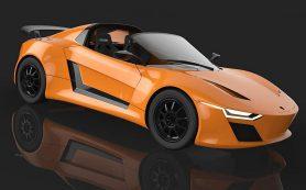 В Дании появился новый производитель карбоновых спорткаров