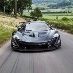 Супергибрид McLaren P1 стал быстрейшей серийной машиной Нюрбургринга