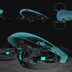 Toyota представит летающий автомобиль на Олимпиаде-2020