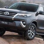 В России появится еще один рамный внедорожник Toyota