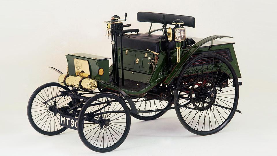 Самый первый авто в истории, оштрафованный за превышение (фото)