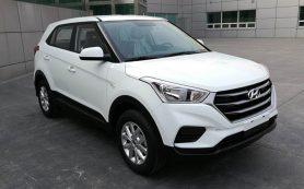 Рестайлинг Hyundai ix25/Creta: первые фотографии без камуфляжа