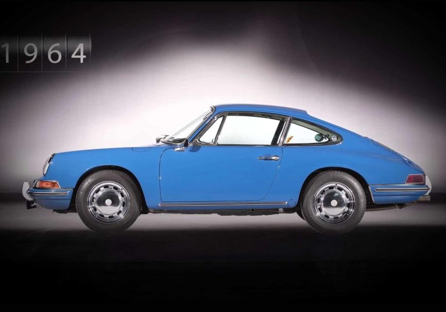 В Porsche подсчитали количество выпущенных 911 по поколениям