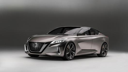 Nissan покажет почти готовый к производству электрокроссовер