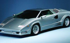 Lamborghini может возродить один из культовых суперкаров