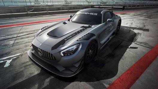 Mercedes-AMG представил очередной «юбилейный» суперкар