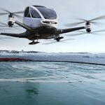 Выбрана компания для создания российского летающего автомобиля