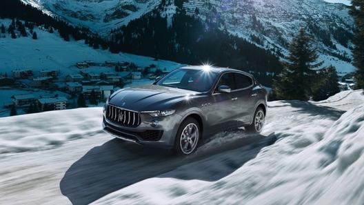 Семейный минивэн поделится двигателем с роскошным кроссовером Maserati
