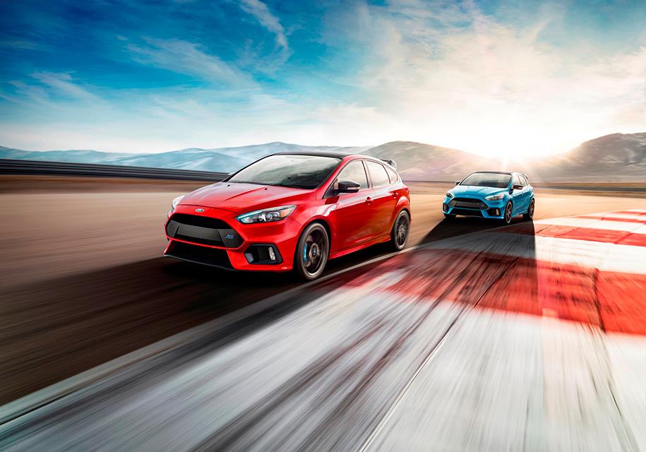 Фанаты помогли «Форду» сделать прощальную версию Focus RS