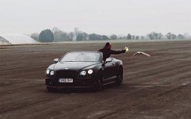 Кречета выставили на «гонку» против Bentley