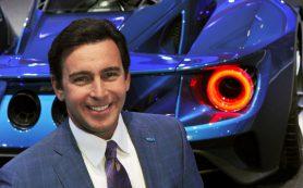 Гендиректора Ford уволят в связи с утратой доверия