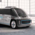Представлен первый в мире беспилотный автомобиль-трансформер
