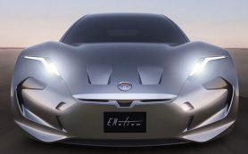 Компания Фискера назвала цену соперника Tesla Model S