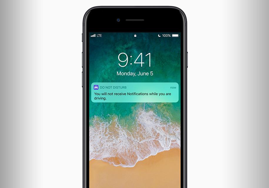 Apple придумала аналог «авиа-режима» для водителей