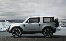 Преемника Land Rover Defender сделают не для фанатов «Дэфа»