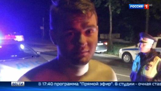 В Москве арестован возможный виновник смертельного ДТП на Кутузовском