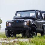 Американцы превратили Land Rover Defender в «медоеда» с мотором от масл-кара