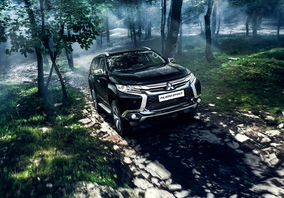 В России возобновят выпуск Mitsubishi Pajero Sport