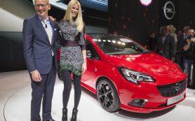 Глава Opel ушел в отставку, не дожидаясь продажи компании