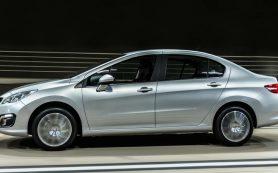 Обновленный Peugeot 408: названы российские цены