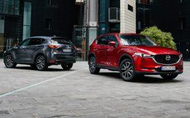 Mazda официально анонсирует продажи нового CX-5
