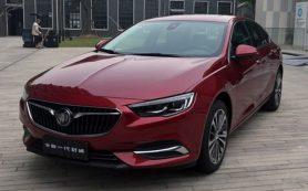 «Клон» нового Opel Insignia получил «заряженную» версию