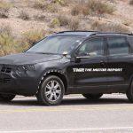 Американцы останутся без Volkswagen Touareg