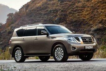 Nissan Patrol и Volkswagen Golf покинут российский рынок