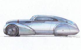 Bentley сделал автомобили в честь греческой богини