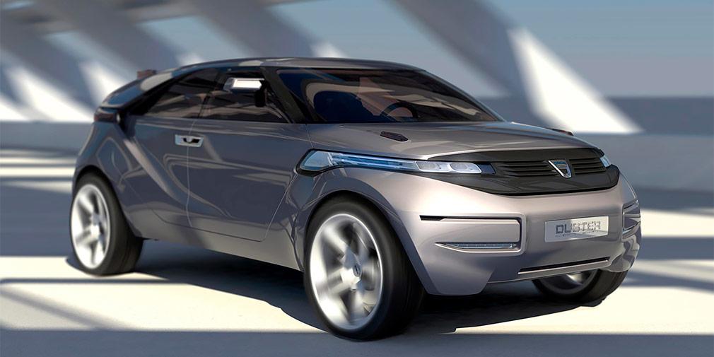 Renault выпустит доступный электрокар под маркой Dacia
