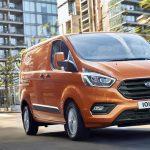 Ford привезет новый фургон Transit Custom в Россию