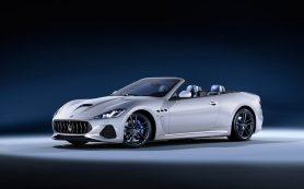 Maserati подарит эксклюзивные часы за немедленную покупку спорткара