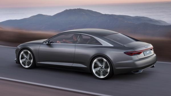 Новая Audi A8 получила функцию полноценного автопилота