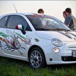 Fiat 500 признан произведением искусства