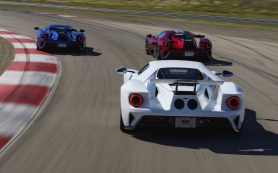 Ford «кормит завтраками» покупателей суперкара GT за 450 000 долларов