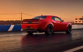 Первые тесты Dodge Challenger SRT Demon: когда динамика зависит от погоды