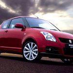 Suzuki анонсировала премьеру спортивной версии Swift