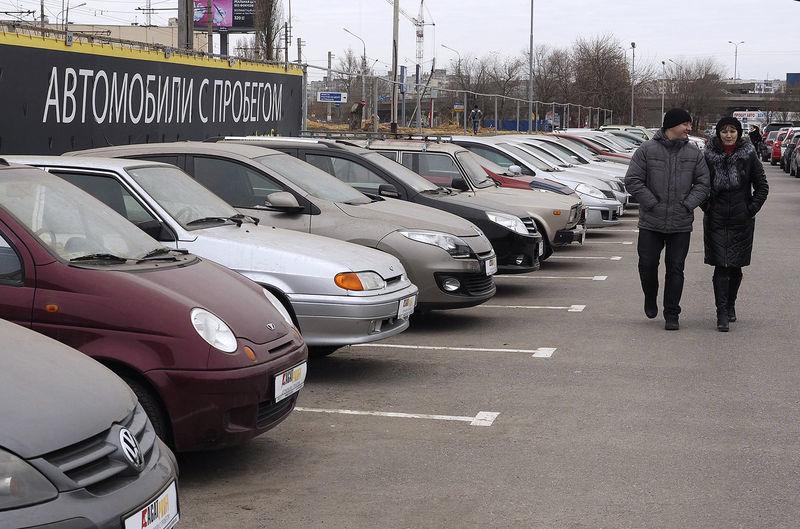 Самые распространенные иномарки в России