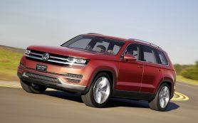 Дешёвый кроссовер от Volkswagen появится на рынках этим летом