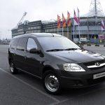 Фургон Lada Largus получит двигатель от Весты