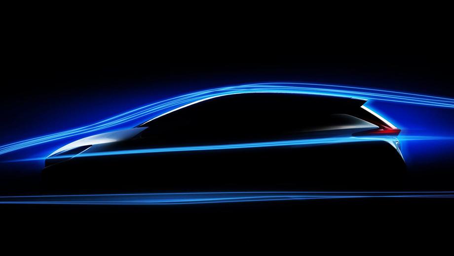 Электрокар Nissan Leaf официально появится в России