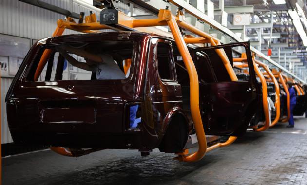 Доля российских легковых машин в автопроизводстве РФ занимает 25%
