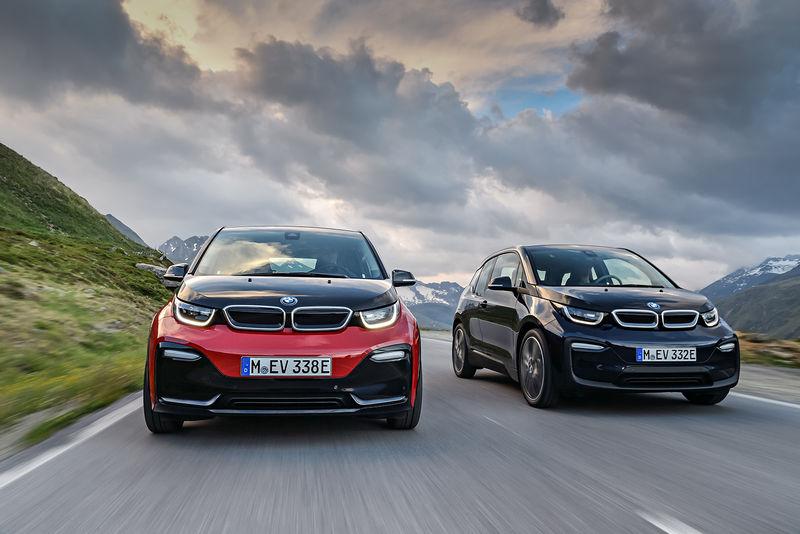BMW рассекретила обновленный i3. Но что же изменилось?