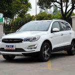 Китайцы планируют прийти в Россию с клоном VW Tiguan