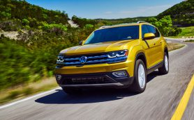 Volkswagen Teramont — рубаха-парень