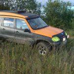 Chevrolet Niva можно тюнинговать и ремонтировать через интернет
